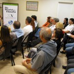 Argentina. Philosophy as a Way of Life talk at an NA center in Argentina for World Philosophy Day.