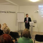 Germany. Talk given at NA Nuremburg (Germany) for World Philosophy Day.