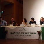 "Israel. To mark World Philosophy Day, NA Israel organizes a roundtable on philosophy as a journey entitled ""The Greatest of All Journeys."""