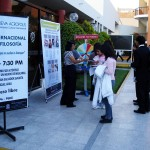 "Peru. For World Philosophy Day, NA Arequipa leads a talk on ""How to Be Authentic in a World of Masks."" The audience had the opportunity to discover the ""Wheel of 20 Powers."""