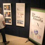 "Argentina South. NA Buenos Aires holds a ""Discovering Philosophy"" exhibit for World Philosophy Day."