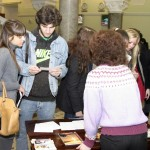 Russia. World Philosophy Day. NA Moscow organizes philosophical contests at Moscow universities.