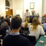 "London. On the occasion of World Philosophy day, New Acropolis organized a series of lectures on ""Greece, Ancient and Modern"", ""The Spirit of Islam"", ""Pierre Hadot"" and ""Philosophy of History""."