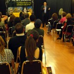 Santiago (Chile). Lecture given by Professor Carlos Paganini, National Director of New Acropolis Chile, to commemorate World Philosophy Day.