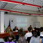 "Bologna (Italy). On World Philosophy Day, an event instituted by UNESCO and sponsored by the City Hall, N.A. organized a series of activities entitled ""I'm going out... Are You?"" based on Plato's Myth of the Cave. The director of the ""Alexandria Project"", Prof. Harry Costin, took part in this event with a large group of students and teachers from secondary schools."