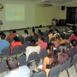 "Managua. During World Philosophy Day, a lecture entitled ""The ABC of Happiness"", based on the book by Philosopher Lou Marinoff, was offered at the university."