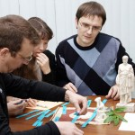 "Samara (Russia). Among the activities dedicated to World Philosophy Day, a series of philosophical games were organized under the slogan ""Young people versus the wise men"", which attracted a large audience of children and young people."